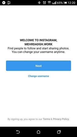 داشتن چند حساب کاربری همزمان در اینستاگرام