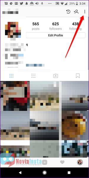 تنظیمات حریم خصوصی اینستاگرام