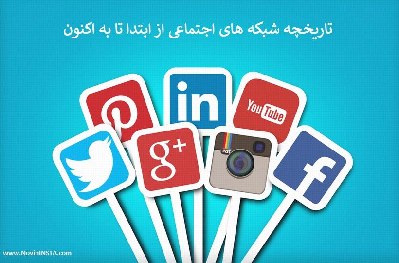 مقاله در مورد شبکه های اجتماعی