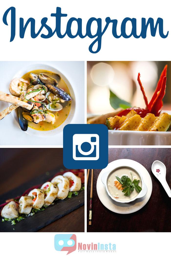 تبلیغات و بازاریابی رستورانی در اینستاگرام