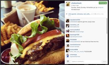 بهترین روش تبلیغات رستوران در اینستاگرام