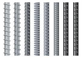 انواع فولاد میلگرد