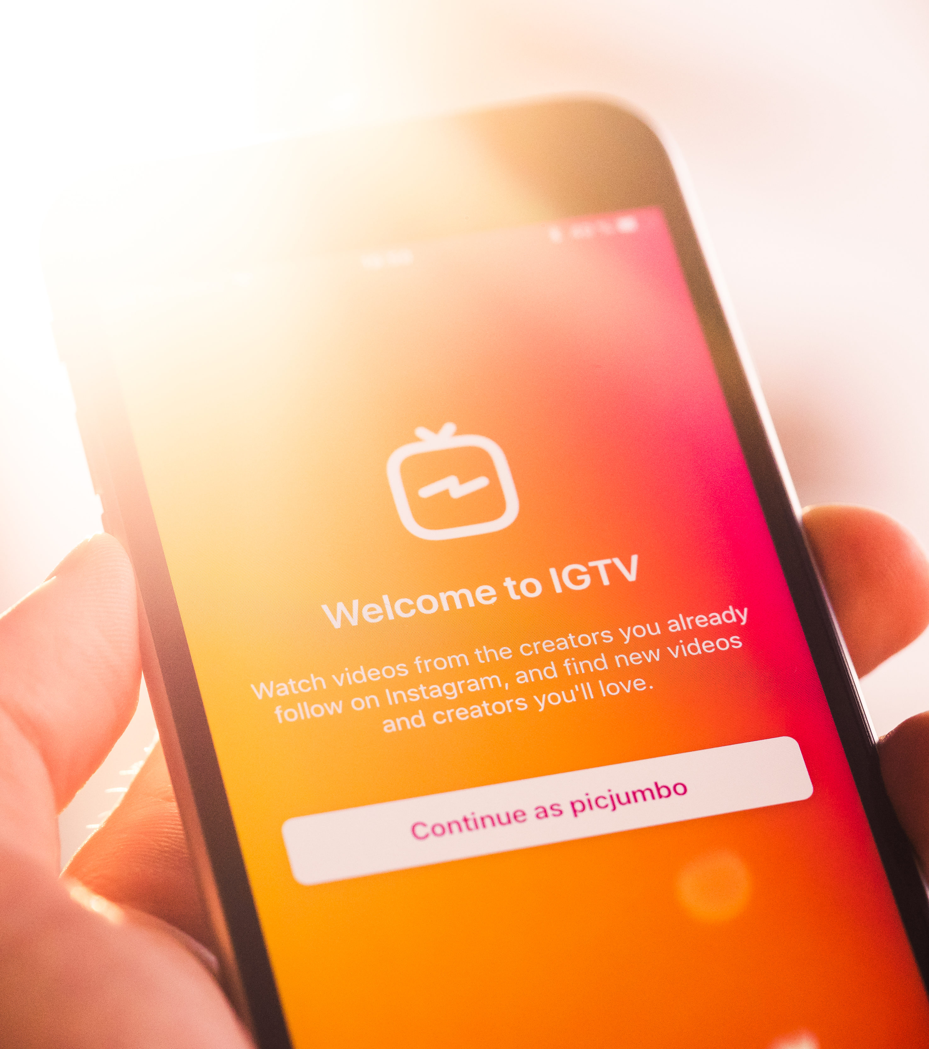 IGTV چیست؟